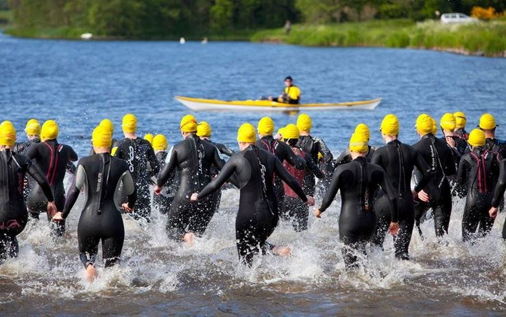 Lochore Off Road Triathlon 2019 #TriSummer - Triathlon Scotland
