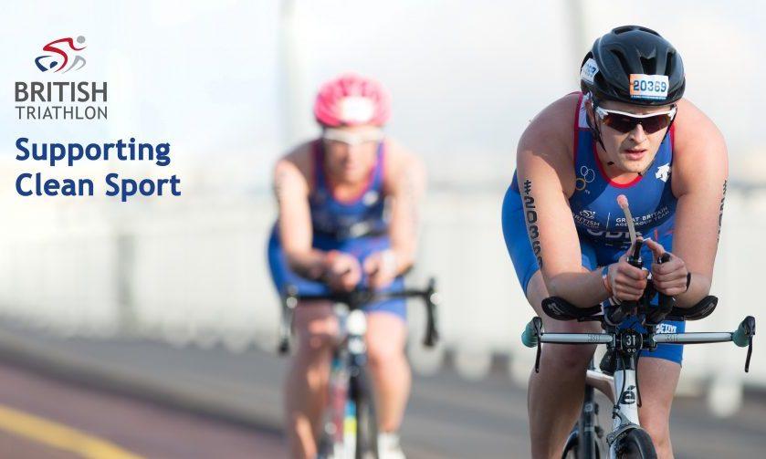 f8f01eefca1 British Triathlon is supporting the European Triathlon Union s (ETU)  decision to include random drug testing for age-group athletes at the  Glasgow 2018 ...